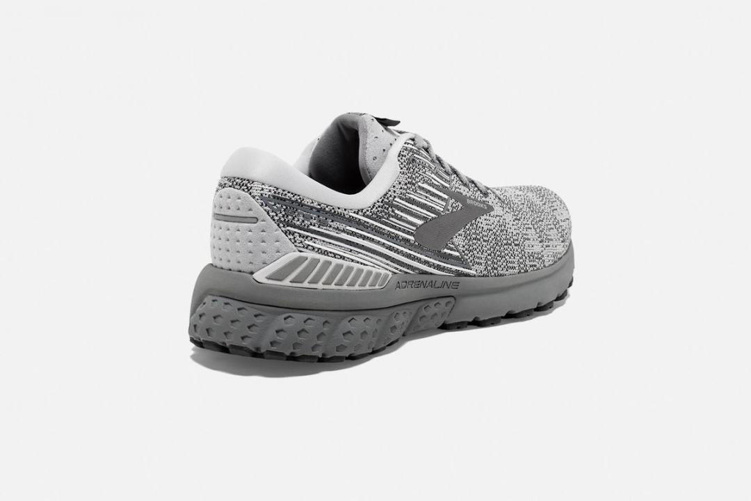 Walking | Herren Brooks Adrenaline GTS 19 Gris