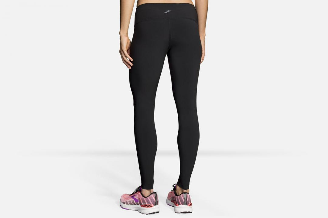 Laufhosen | Damen Brooks Ghost Tight Noir
