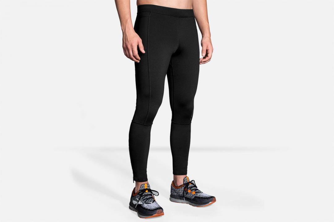 Laufhosen | Herren Brooks Threshold Tight Noir