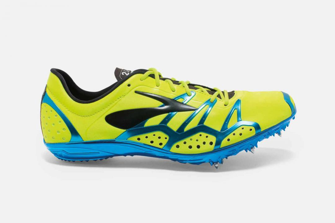 Track & Cross-Country | Herren Brooks 2 Qw-k Jaune