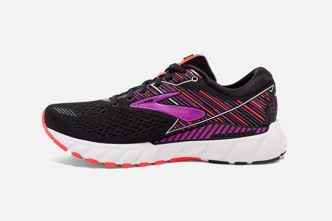 Walking | Damen Brooks Adrenaline GTS 19 Violet